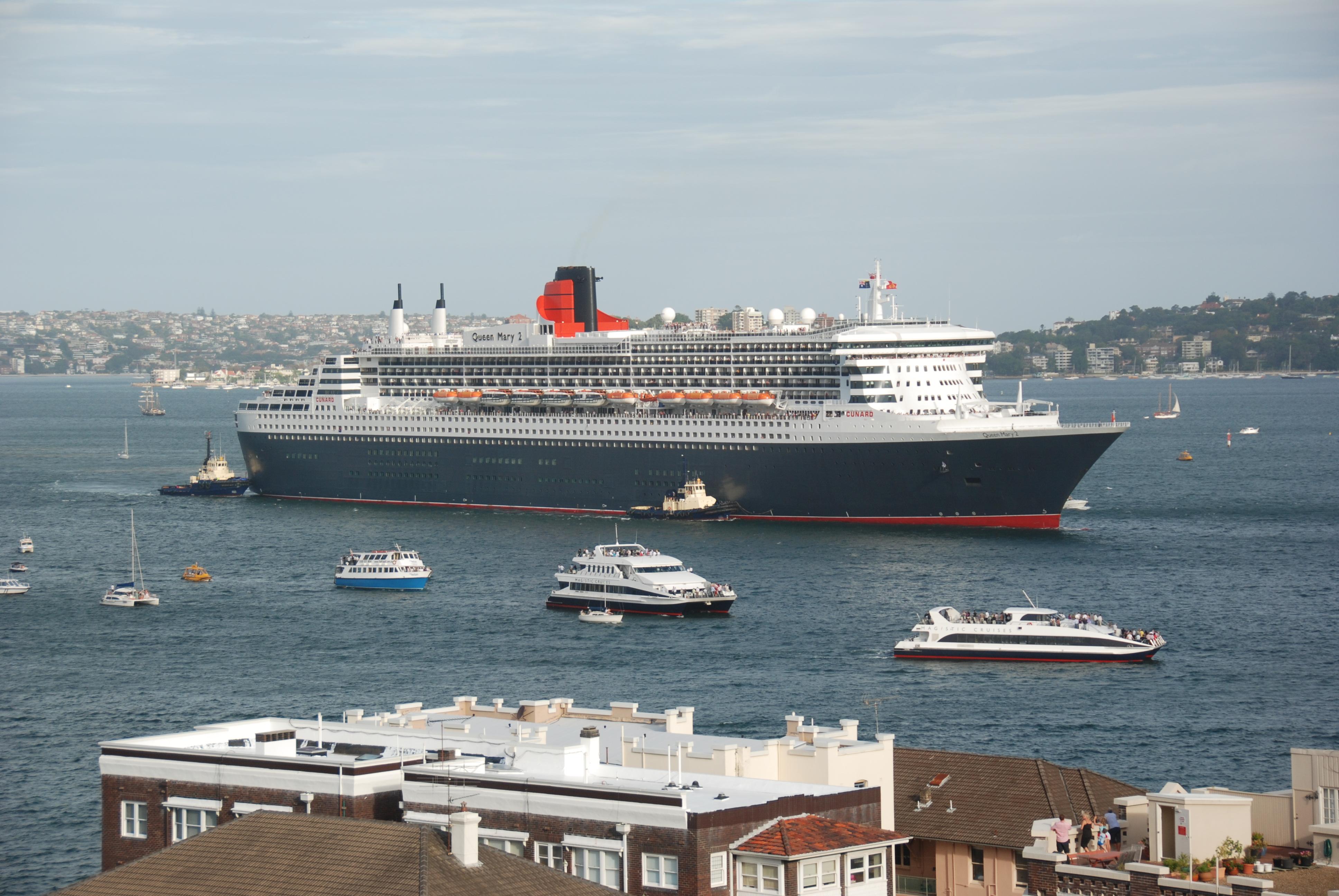 Sydney Webcam - Sydney Harbour